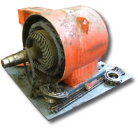 Wyre repair ltd refurbishments spares rewinds for Motor winding cleaning solvent